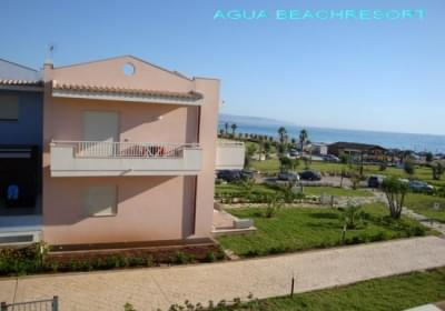 Casa Vacanze Agua Beach Resort
